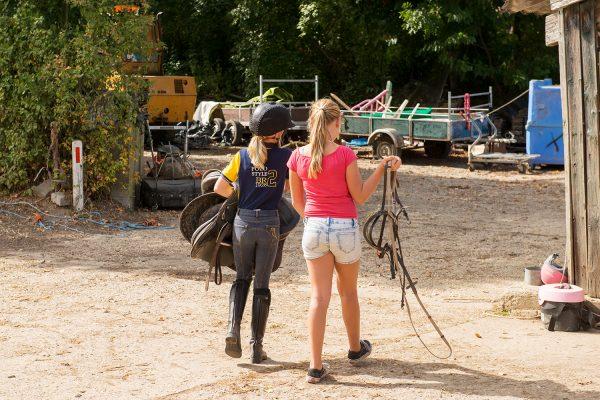 Ponyclub vriendinnen De Verlorenkost Gulpen Zuidlimburg