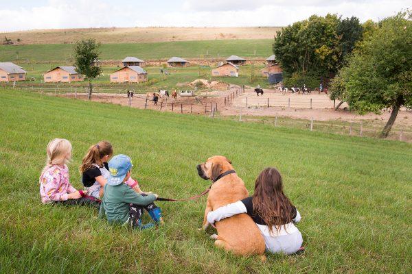 Wandelen met hond rondom Verlorenkost Gulpen Zuidlimburg